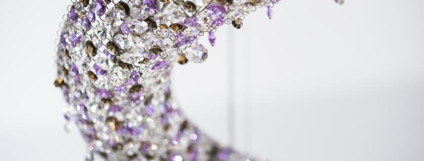 杭州罗浮宫设计中心的 RIO 水晶吊灯, Manooi Crystal Chandeliers