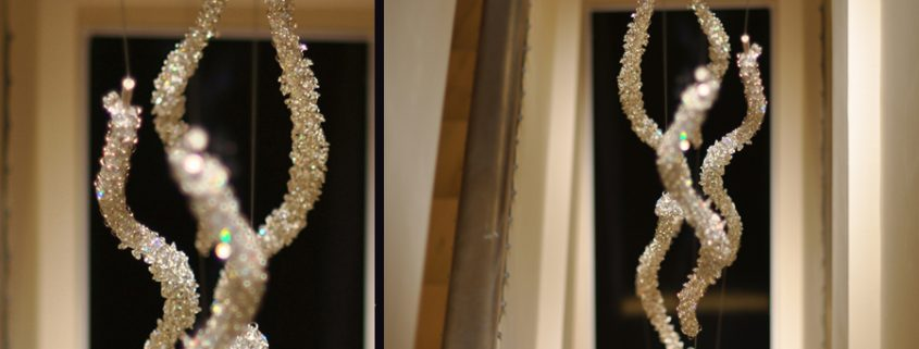 Polar Light – HOTEL ZARA的定制灯具, Manooi Crystal Chandeliers